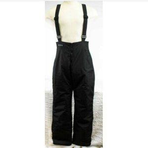 Columbia Snow Ski Pants Suspender Insulated Large